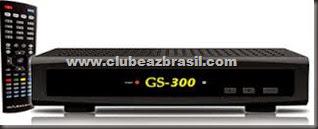 Atualização GLOBALSAT GS300