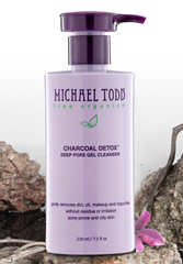 Charcoal Detox Deep Pore Gel Cleanser