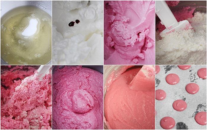 Pink macarons 2