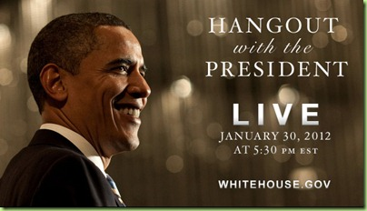 President-Obama-Google-Plus-Hangout