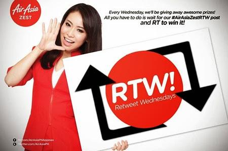 AirAsia Zest RTW