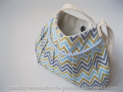 chevron purse  (6)
