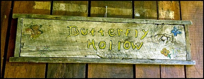 08 - Butterfly Hollow Sign