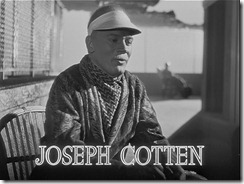 Citizen Kane Joseph Cotten