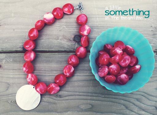 Necklace and Stones 2 Anthony WM
