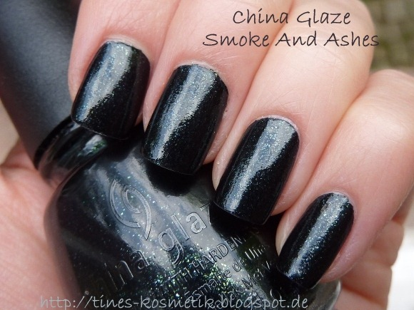 China Glaze Smoke And Ashes 1