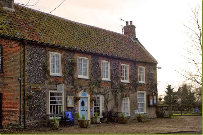 Castle Acre tearooms