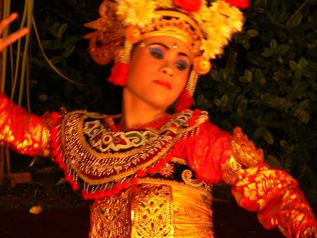Bali photos: Balinese dance
