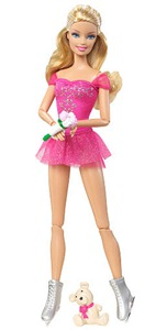 Barbie I Can Be Ice Skater