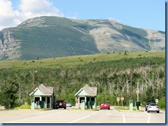 1281 Alberta Hwy 5 South - Waterton Lakes National Park - Park Entrance