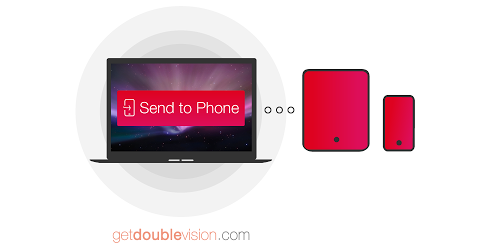 Use iPad and iPhone As Second Screen For Your PC Chrome Browser