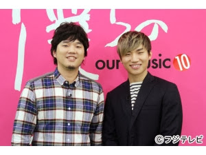 Dae Sung - Fuji TV Our Music - 18oct2013 - Motohiro Hata - 04.jpg