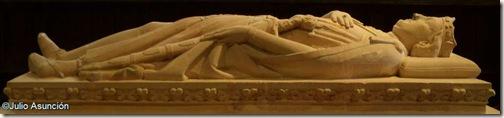 Sepulcro de Sancho VII el Fuerte - Roncesvalles