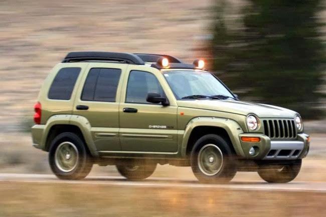 Ανάκληση αυτοκινήτων JEEP Cherokee (KJ)