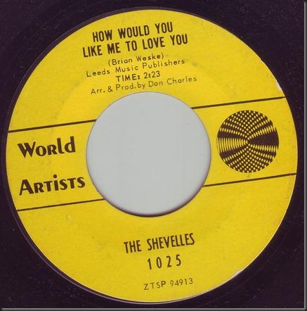 shevellles