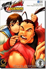 P00004 - Street Fighter Legends -S