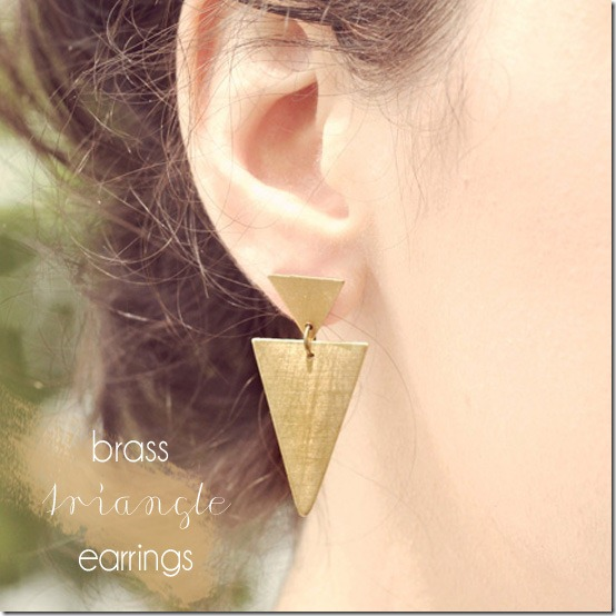 brass-triangle-earrings