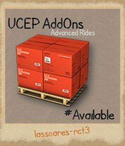 UCEP AddOns (Advanced Rides) lassoares-rct3
