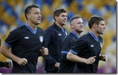Inglaterra vs Ucrania
