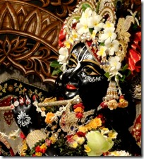 Krishna deity