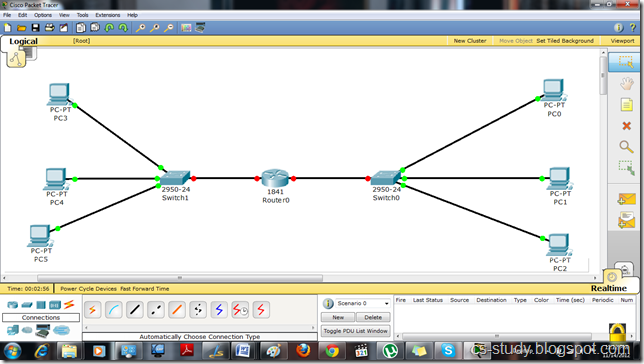 how to change hostname in packet tracer