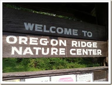 Oregon Ridge park