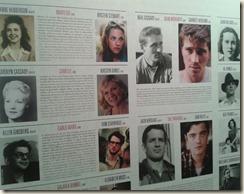 Des anonymes qui ont maintenant trois noms : le vrai, celui du livre et celui du film...