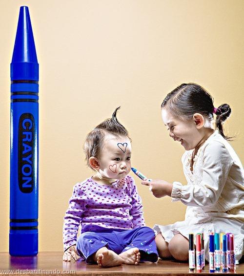 fotos criativas fofas criancas jason lee desbaratinando  (6)