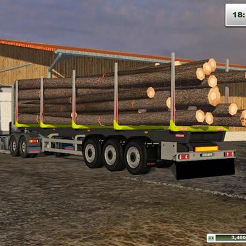 Farming simulator 2013 - Riedler Rungenauflieger v 1.0