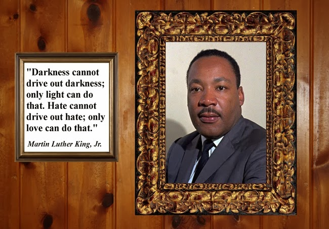 MLK jr Wall