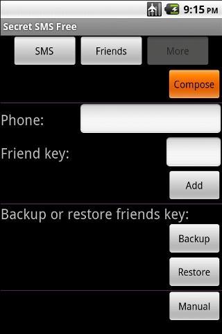玩免費通訊APP|下載シークレットSMS app不用錢|硬是要APP