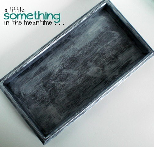 Faux Zinc Tray 3 WM