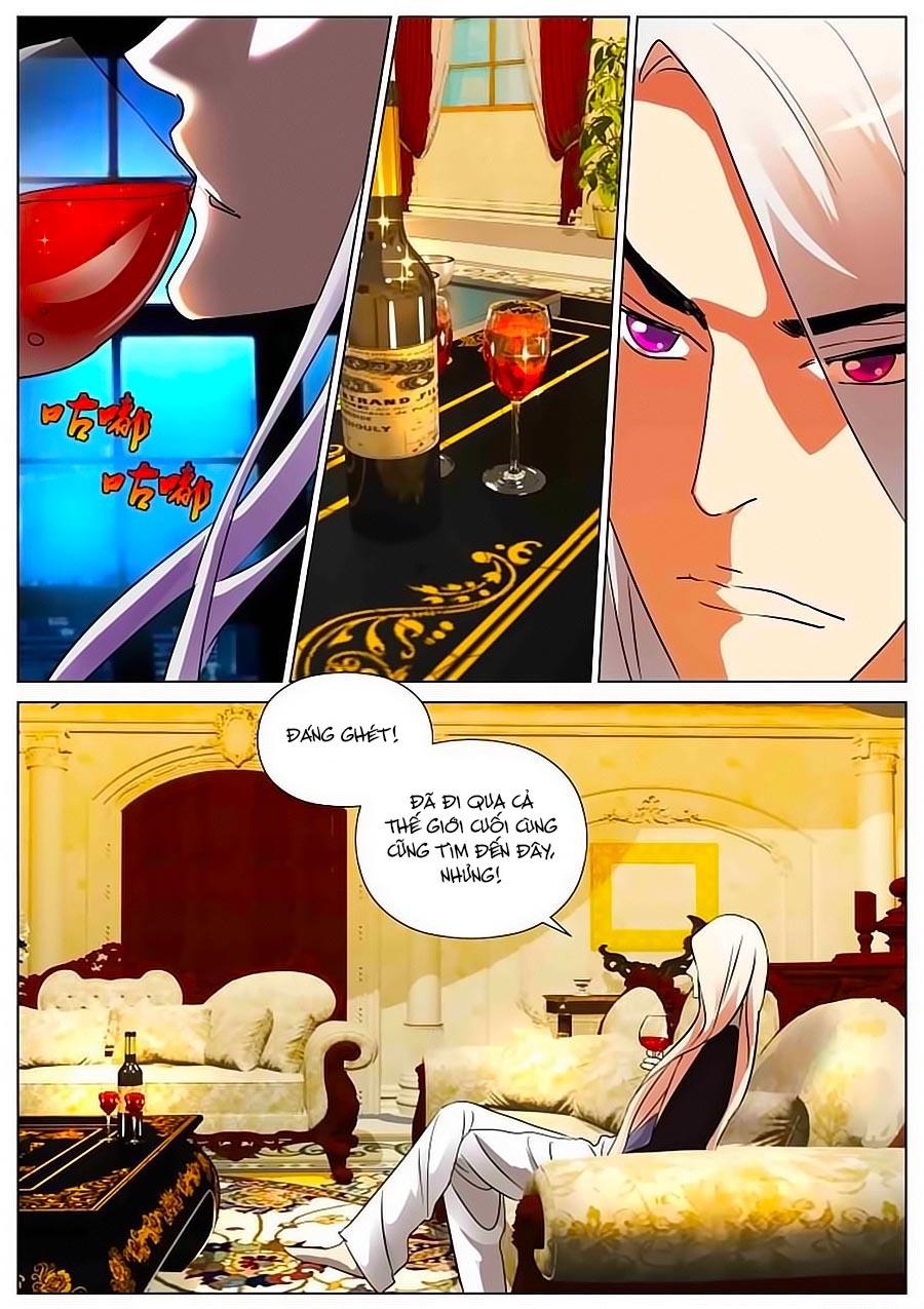 Thiên chi tĩnh – chap 12