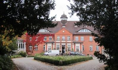 Schloss Basthorst mit Wintergarten
