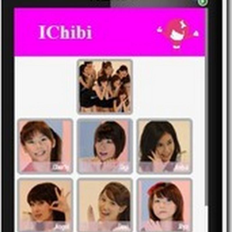 #RoadshowS40WebApps : Aplikasi IChibi