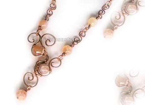 Collana wire preziosastyle