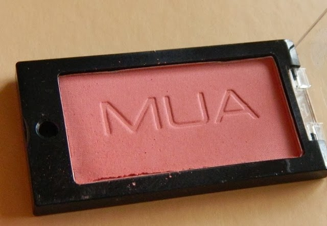MUA BON BON BLUSHER REVIEW