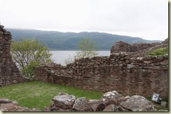Castle and Loch Ness (Small)