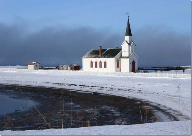 nesseby_church