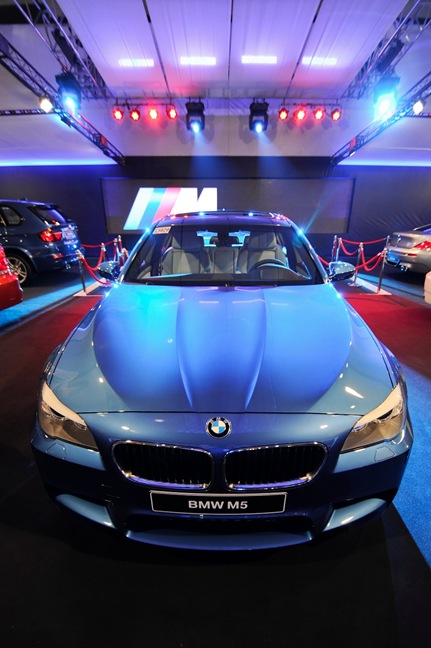 LAUNCH -BMW2 MIAS2012
