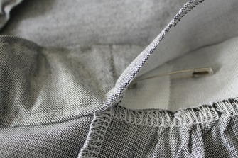 elastic threaded
