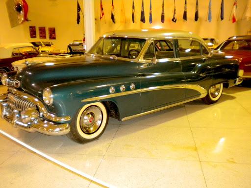 1952 Buick Special, 4 Door