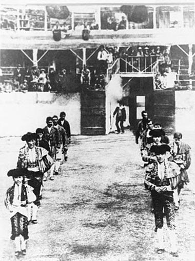 1894-Azores-Isla-terceira-Papa-negro