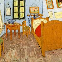 La Habitación de Arlés de Vang Gogh