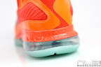 lebron9 allstar galaxy 34 web white Nike LeBron 9 All Star aka Galaxy Unreleased Sample