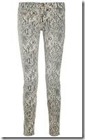 CurrentElliott Printed Jeans