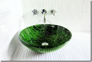8253632-great-bathroom-design-with-faux-marble-glass-vessel-sink-on-corrugated-white-ceramic-tile-with-water