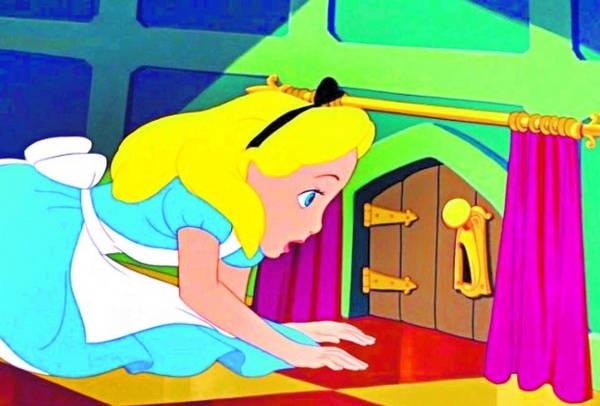 9- A Síndrome de Alice no País das Maravilhas