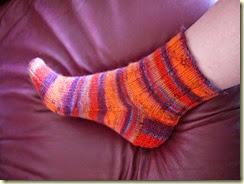 handmade socks 6