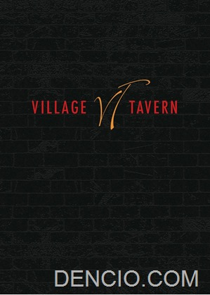 Village Tavern Manila Philippines Menu01